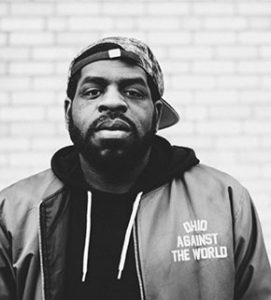 Hanif Abdurraqib interviewed by Ruth Awad