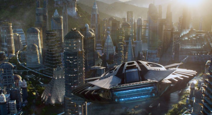 Some Notes on the Nonexistence of Wakanda <br>by Gerry Canavan